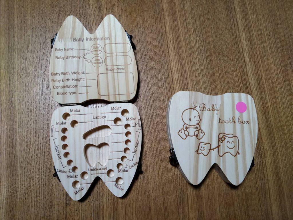乳歯ケース3