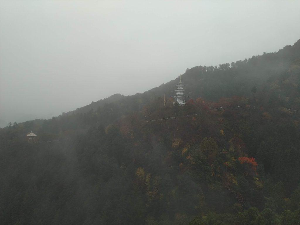 三蔵塔外観