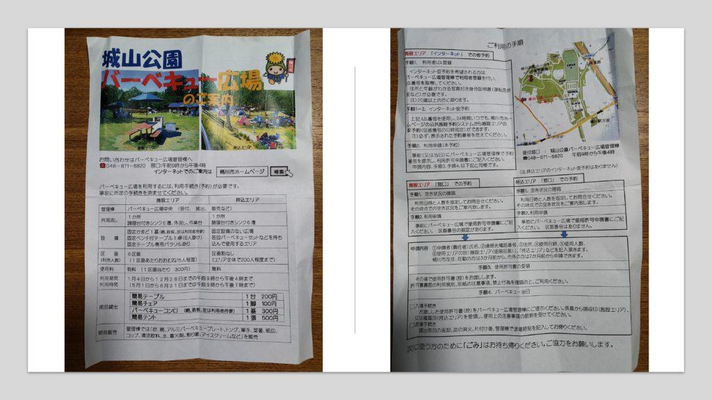 城山公園情報