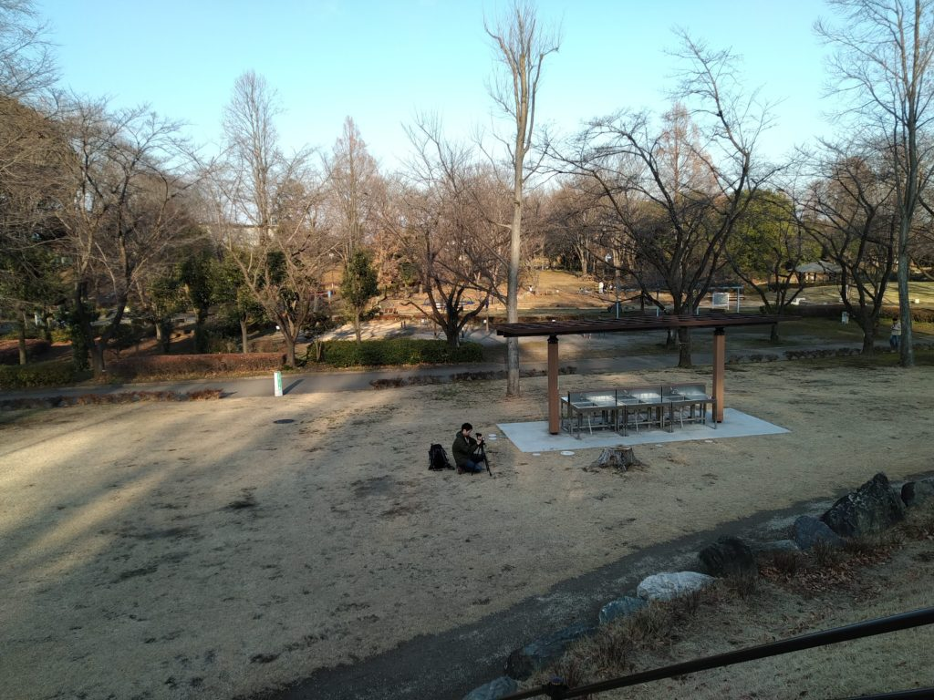 城山公園無料スペース
