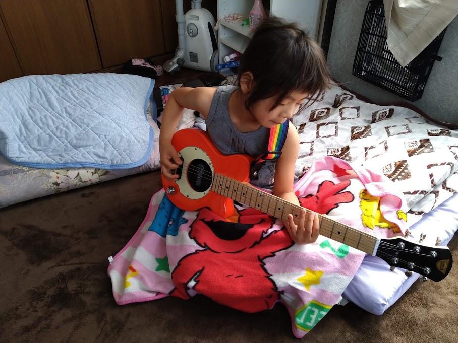 ねねギター